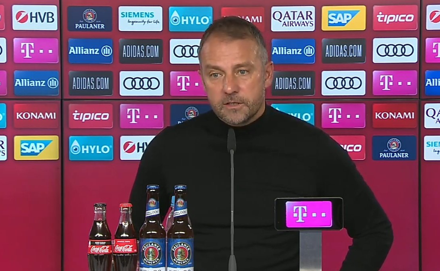 弗里克:努贝尔将首发出战德国杯,勒夫的工作很出色