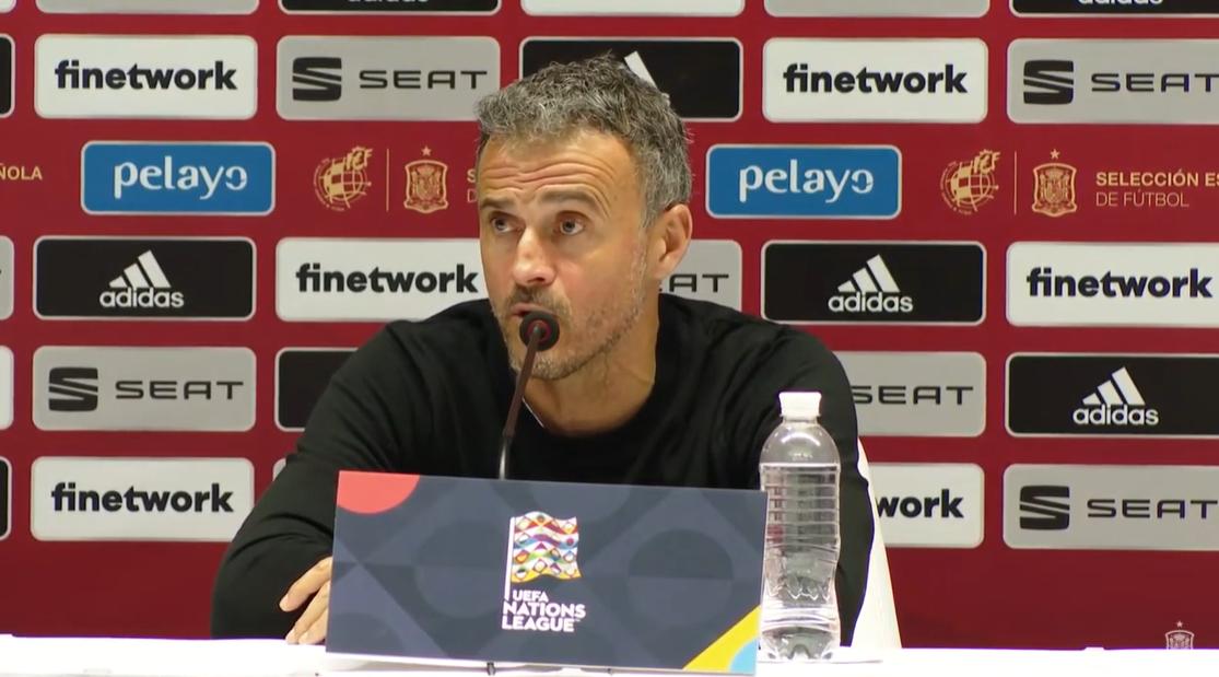 恩里克:不能西班牙一输球就怪德赫亚,这样没意思