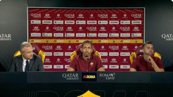 斯莫林:我想尽快学好意大利语,在球场内外都成为领袖