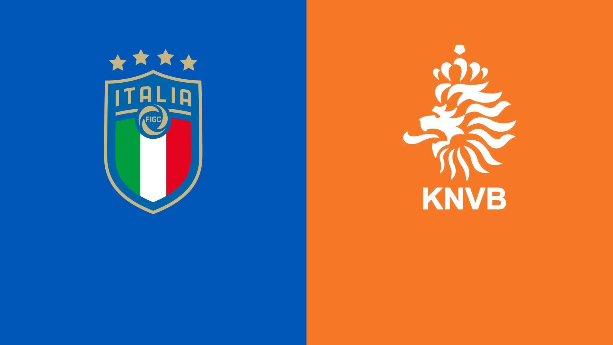 意大利vs荷兰首发:因莫比莱对决德佩,范德贝克、德容登场