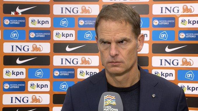 德波尔:今晚和意大利六四开,我们有能力给任何球队制造麻烦