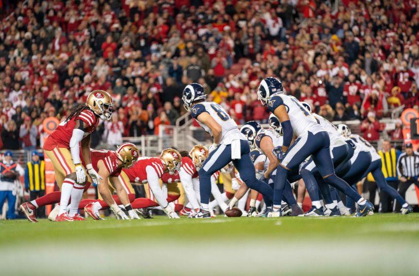 第六周周日夜赛前瞻:洛杉矶公羊vs旧金山49人