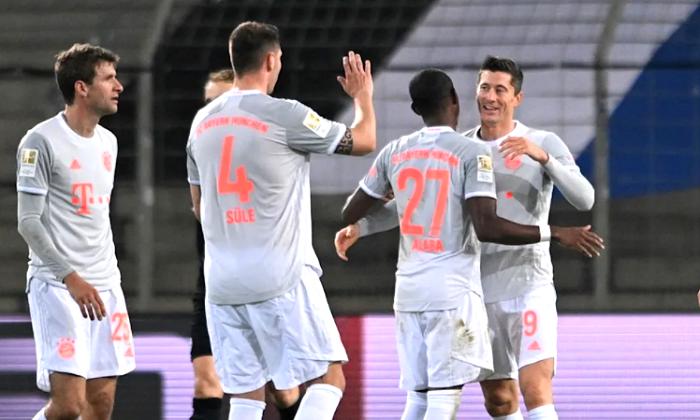 对手队长:我们踢得并不差,但拜仁是世界上最好的球队