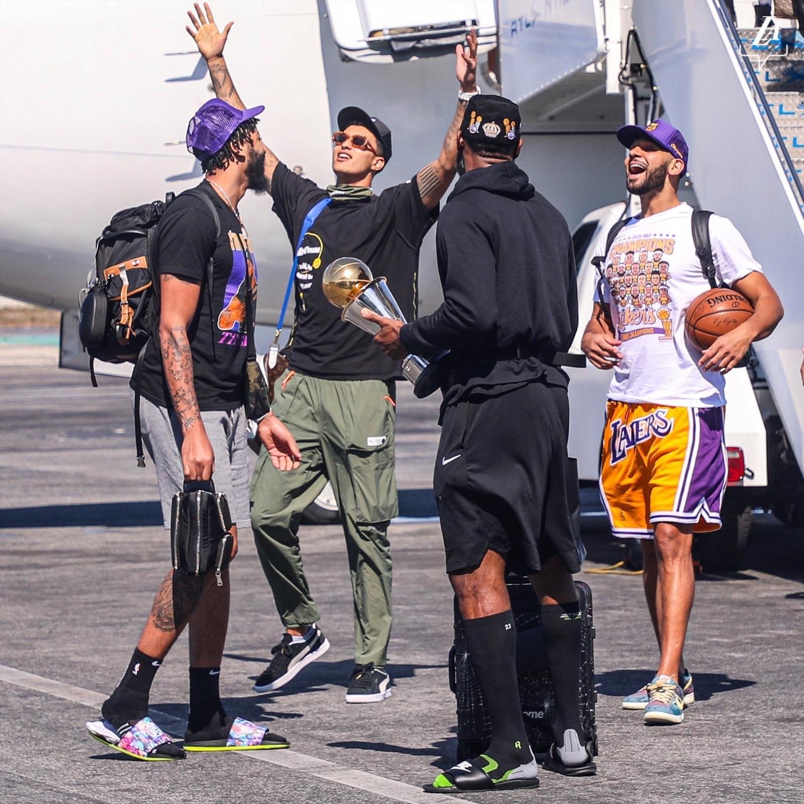杜德利:回到洛杉矶下飞机后,感觉就像《肖申克的救赎》
