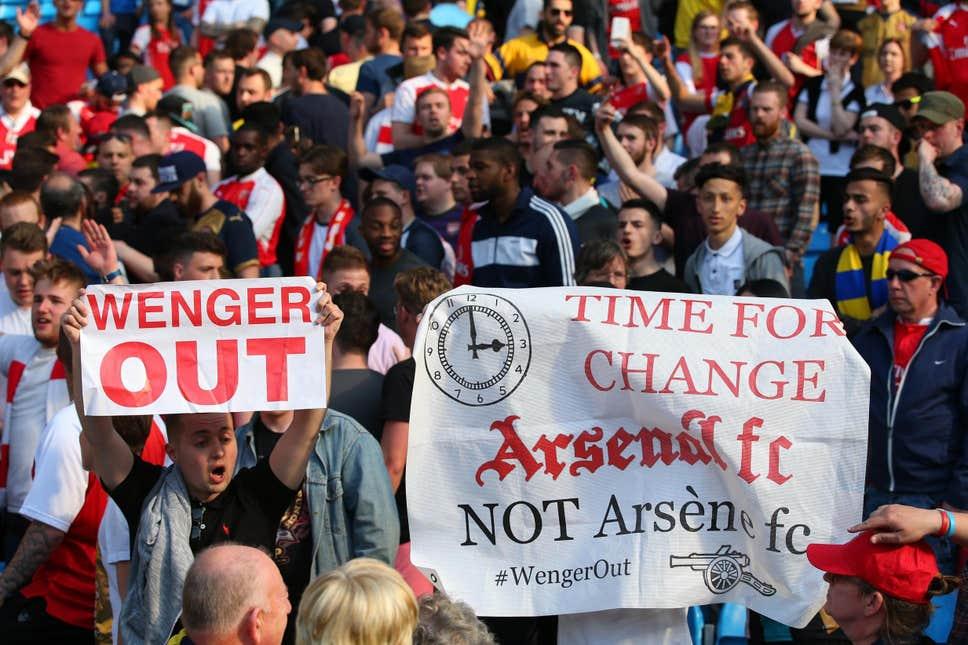 温格:有些球迷对我的敌意不公平,阿森纳如生命般重要