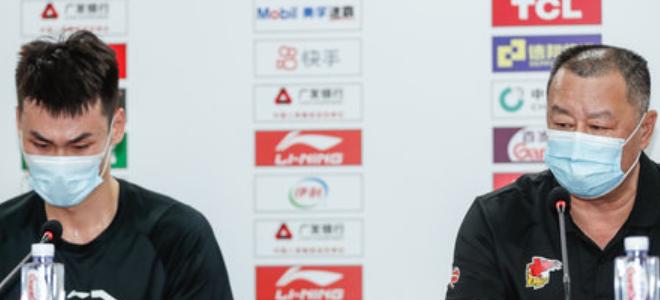 吴庆龙满意高世鳌表现,王睿泽坦言休赛期有针对性训练