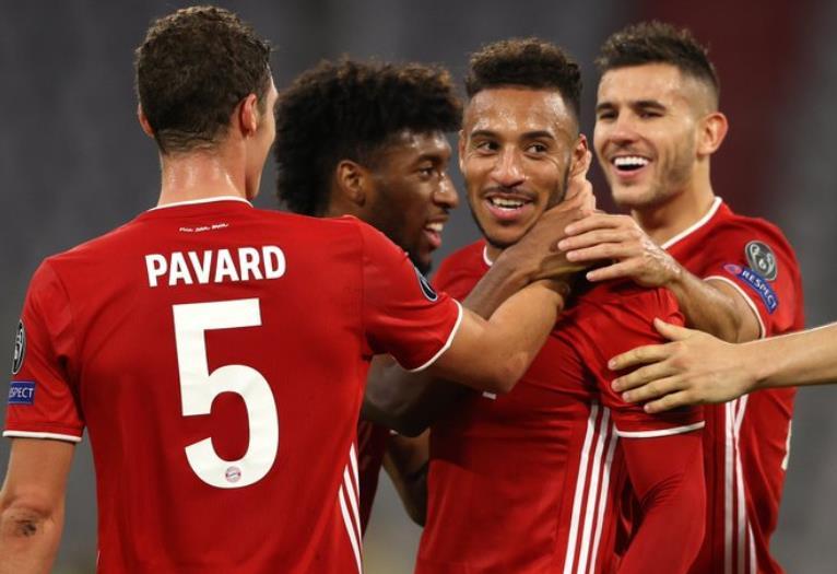 拜仁欧战已豪取13连胜,过去29场比赛赢下28场