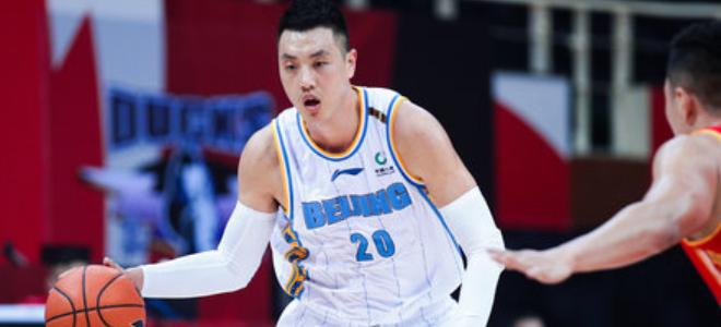 翟晓川:北京打球方式不能丢,阿豪想多做贡献有点压力