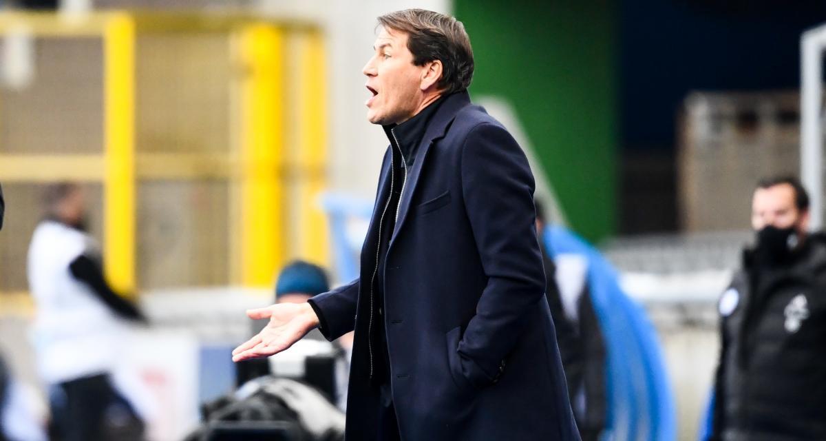 里昂主帅:对阵摩纳哥和里尔这种对手时,感觉像踢欧冠