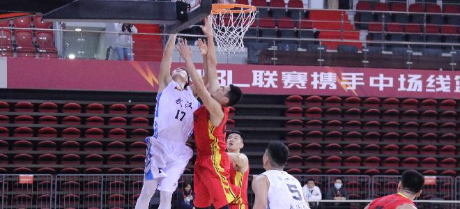 NBL首轮:孙熔孝52分难阻武汉惜败,卫猛、唐子豪等迎来首秀