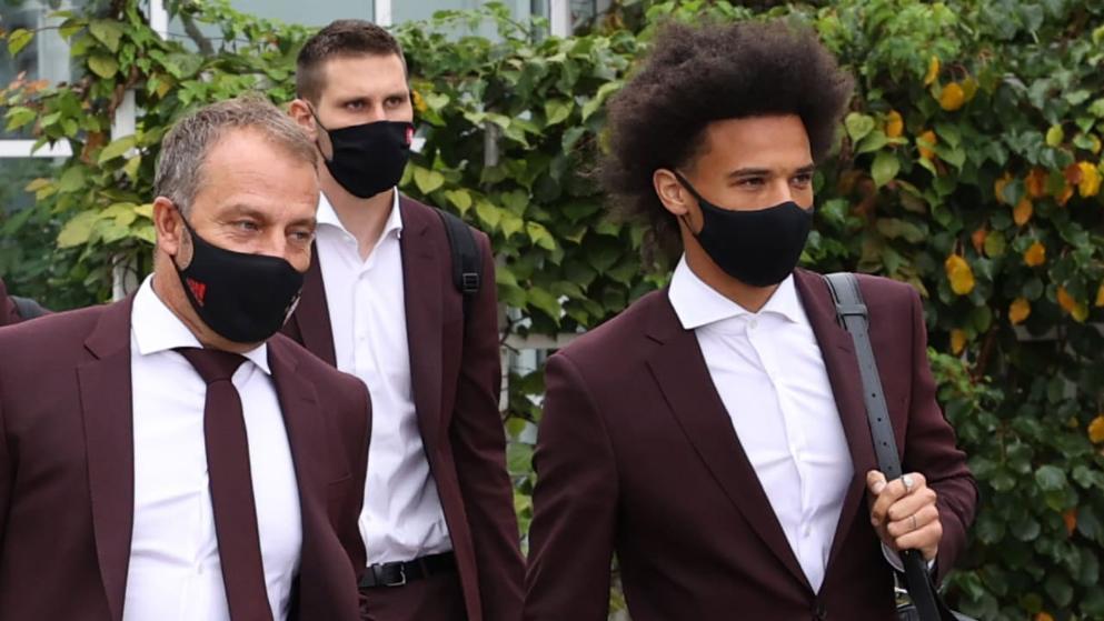 德媒:拜仁备战莫斯科的赛前训练和发布会都在慕尼黑进行