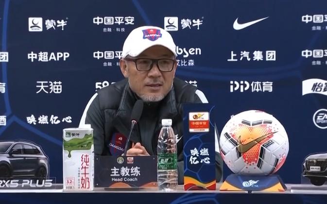 张外龙:球队的恢复很难得;吴庆为球队贡献了总共