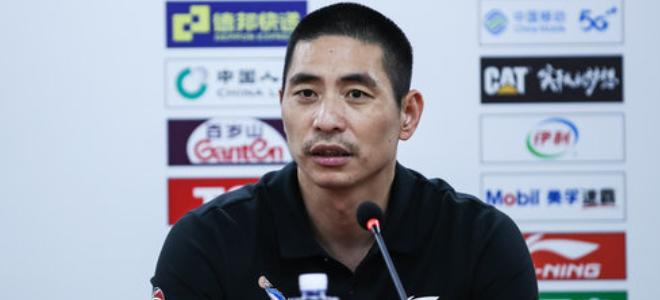 朱世龙:亚搏官网app登录对手今天三分球太准,后卫确实是福建队短板