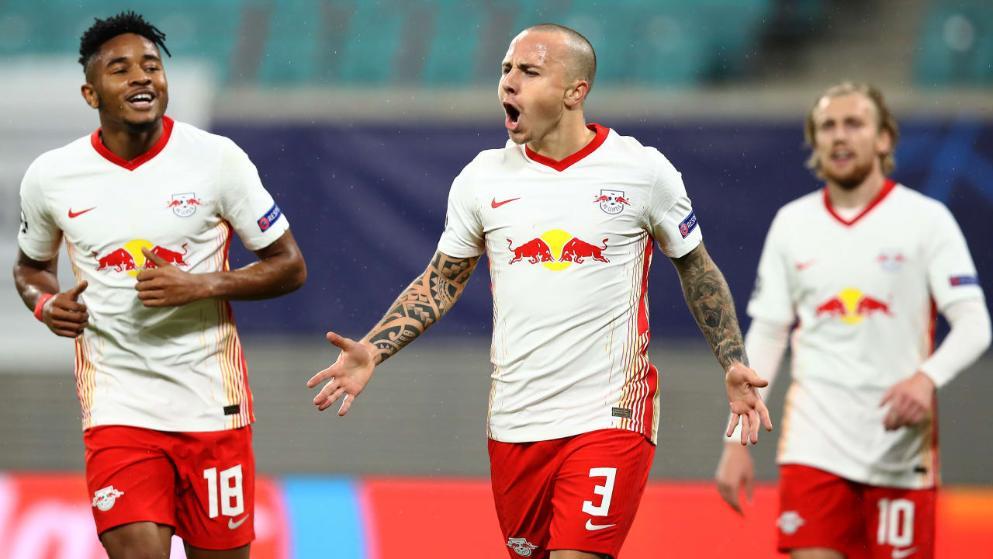安赫利尼奥:高兴重返曼彻斯特踢曼联,相信能带走点东西