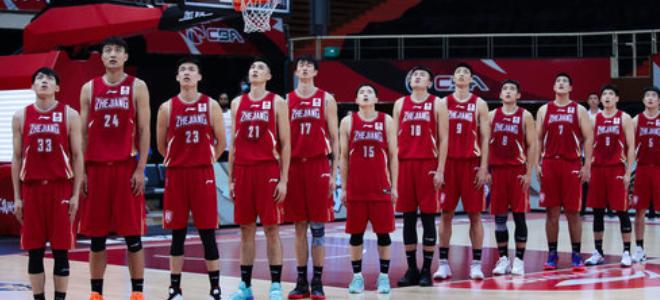 浙江男篮亚博最新版在线登录开赛5连胜,创造队史最佳开亚博最新版在线登录局