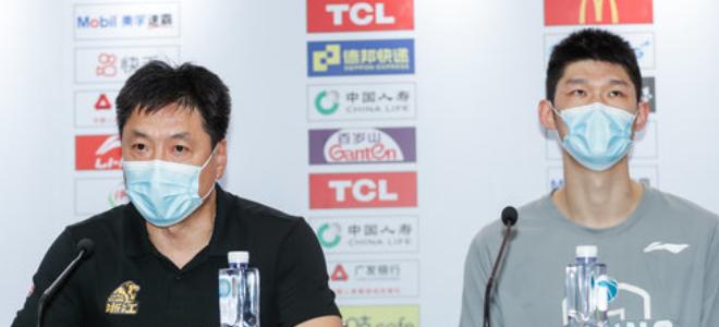 李春江谈防吴前:篮球是五个人比赛,要从整体上布置战术