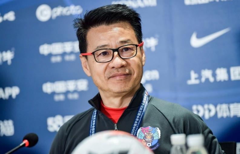 吴金贵:球队人员吃紧,但会全力以赴打益比赛