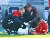 拜仁官方:丹塔斯伤势不重,很快就能恢复训练
