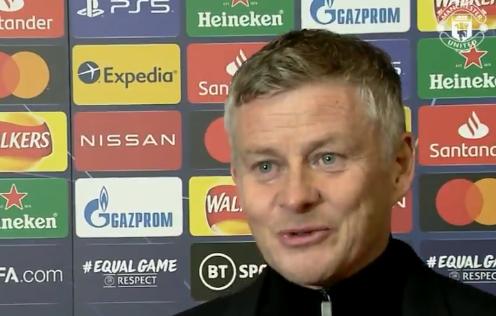 索帅:能对阵欧冠打进半决赛的球队,你必须要无情一些
