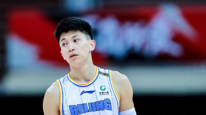 稳定发挥!刘晓宇全场得到14分6篮板7助攻2抢断