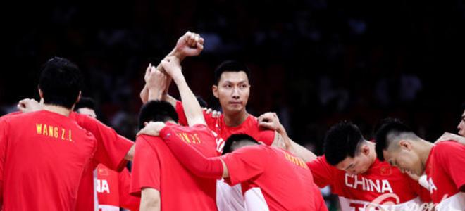 FIBA公布男篮亚预赛赛程,中国男篮11月27日首战中国台北