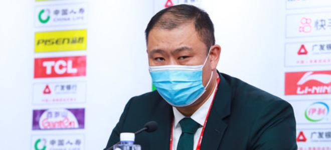 王晗谈六连胜:基于团结与刻苦,球队处亚博yabo手机于联盟中下游
