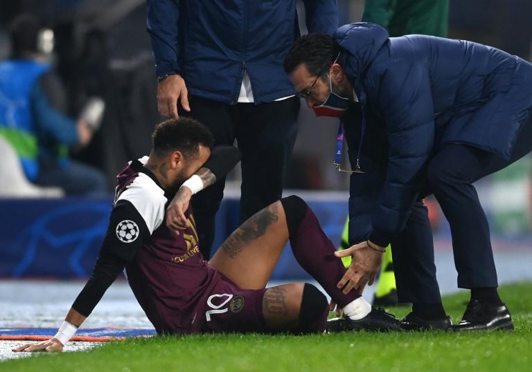 RMC:内马尔伤停3周到国际比赛日,或缺战莱比锡