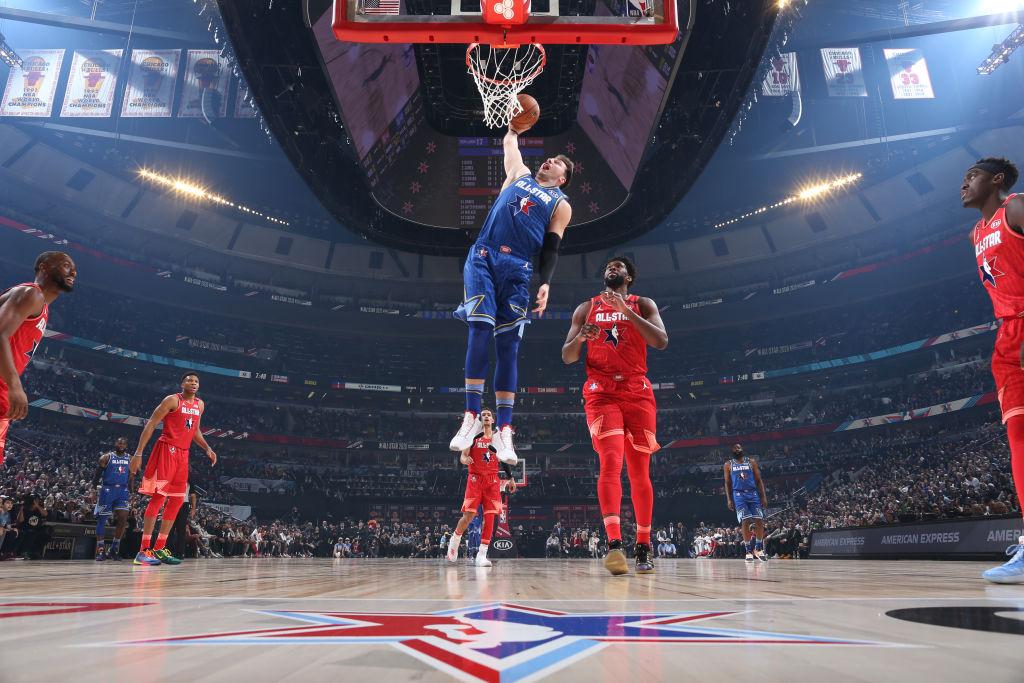 NBA方面对于下赛季全明星赛是否将举行持怀疑态度