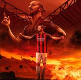 伊布意甲连续6场破门 回归米兰后22场比赛已造23球
