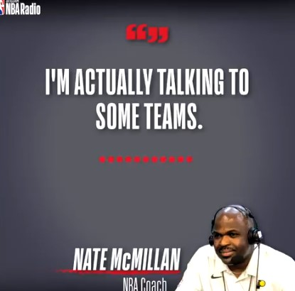 麦克米兰:我希望重返执教岗位,正在和几支球队联系