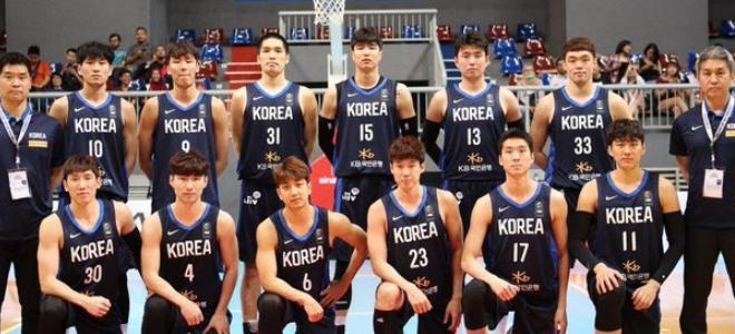 韩媒:韩国男篮决定不参加11月亚预赛窗口期比赛
