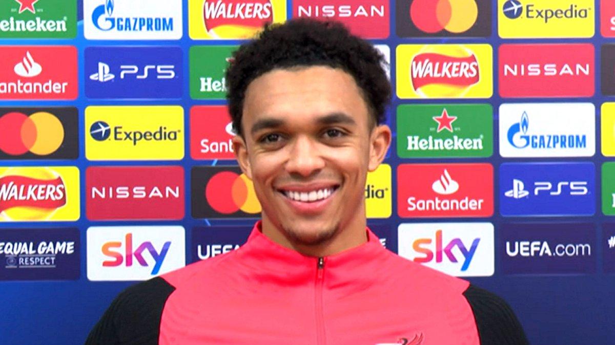 阿诺德:我已不再是年轻球员了,现在是时候站出来承担责任