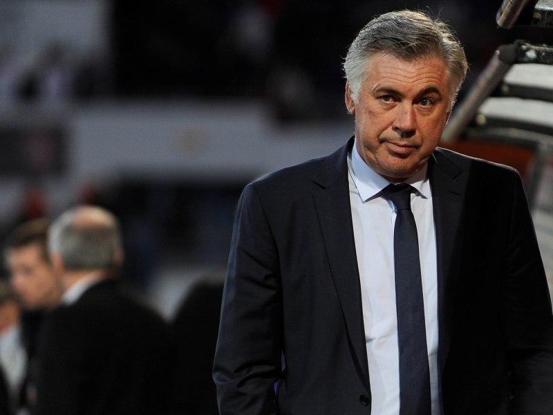 安切洛蒂:荣膺巴黎历史最佳教练令我受宠若惊