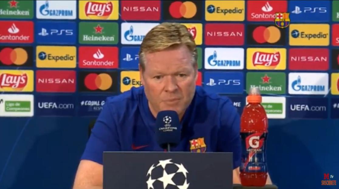 科曼:我不同意塞蒂恩说梅西不好管,梅西很好相处的