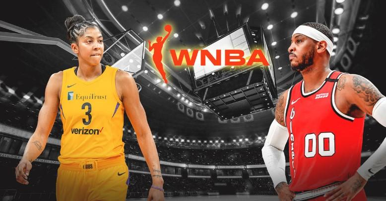坎迪斯-帕克:希望WNBA薪资提高,球员们不用去海外打球