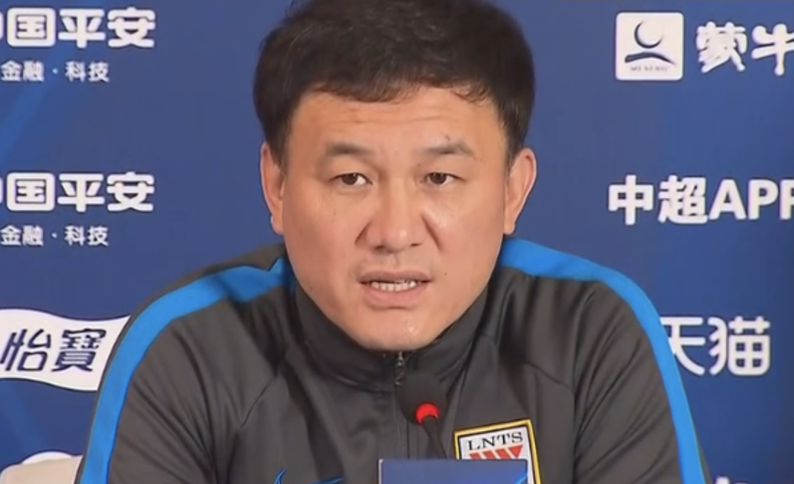 郝伟:取得好成绩同时也希望锻炼年轻球员;将改造后防线