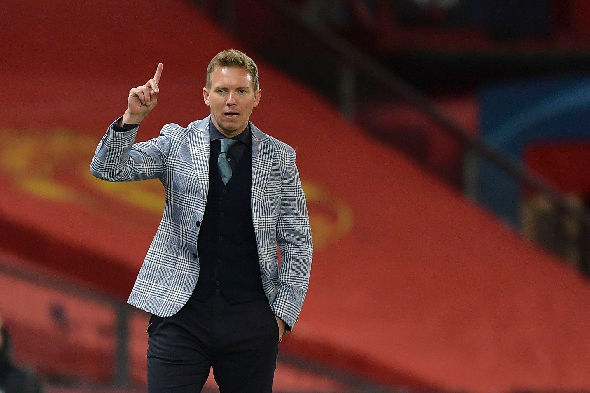 ESPN:若曼联决定换帅,也会考虑莱比锡主帅纳格尔斯曼
