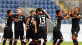 强势!德甲6强本轮欧战全胜 共进26球
