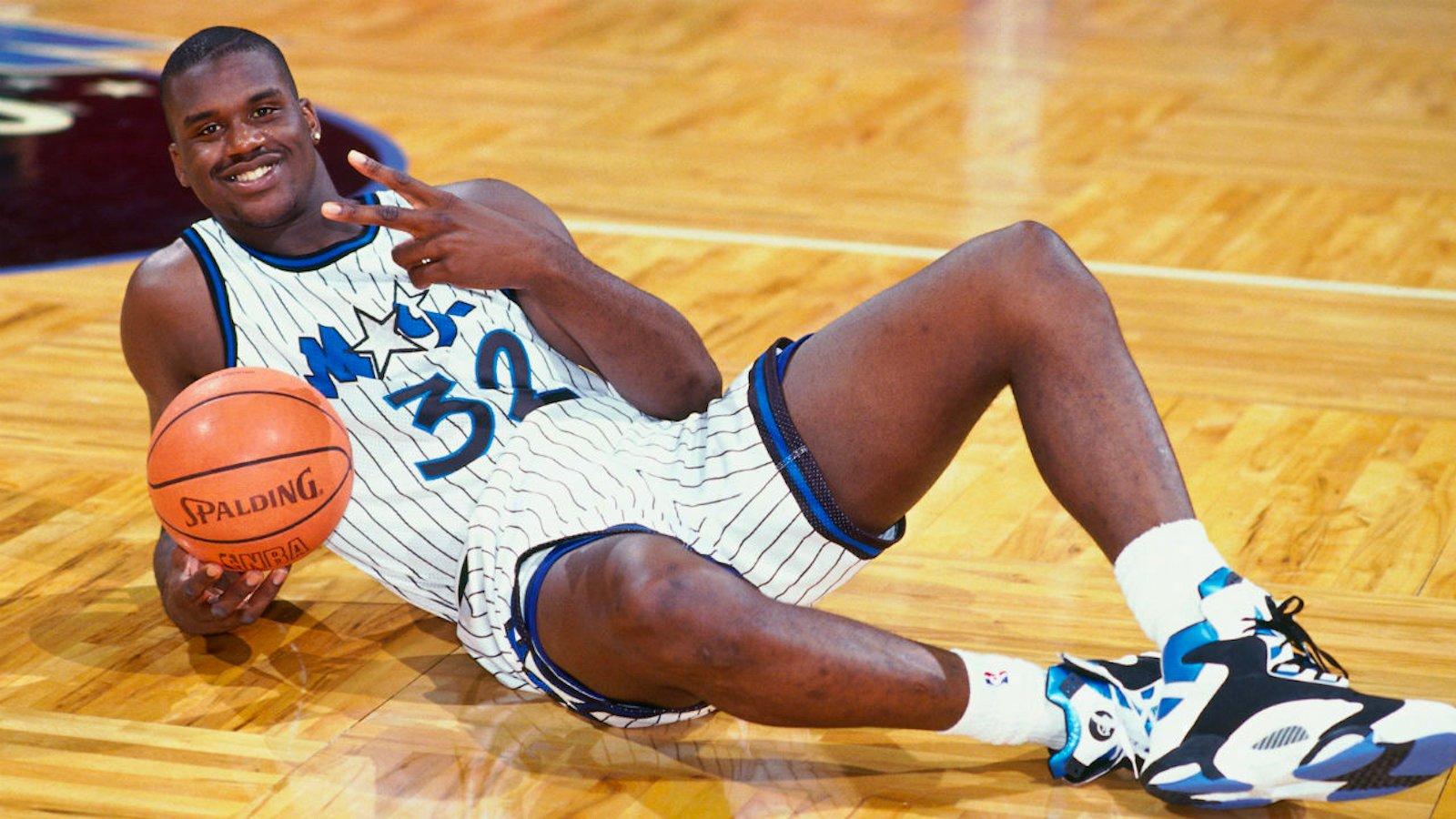 欧宝app历史上的今天:1992年奥尼尔首秀砍下12分18篮板