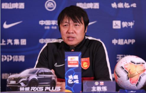 谢峰:这场给年轻球员机会,希望球队明年续租