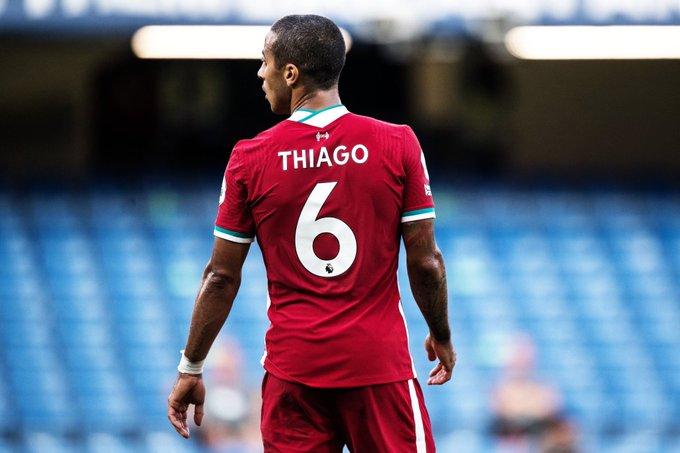邮报:利物浦希望蒂亚博平台APP亚戈能在国际比赛结束后迎来复出
