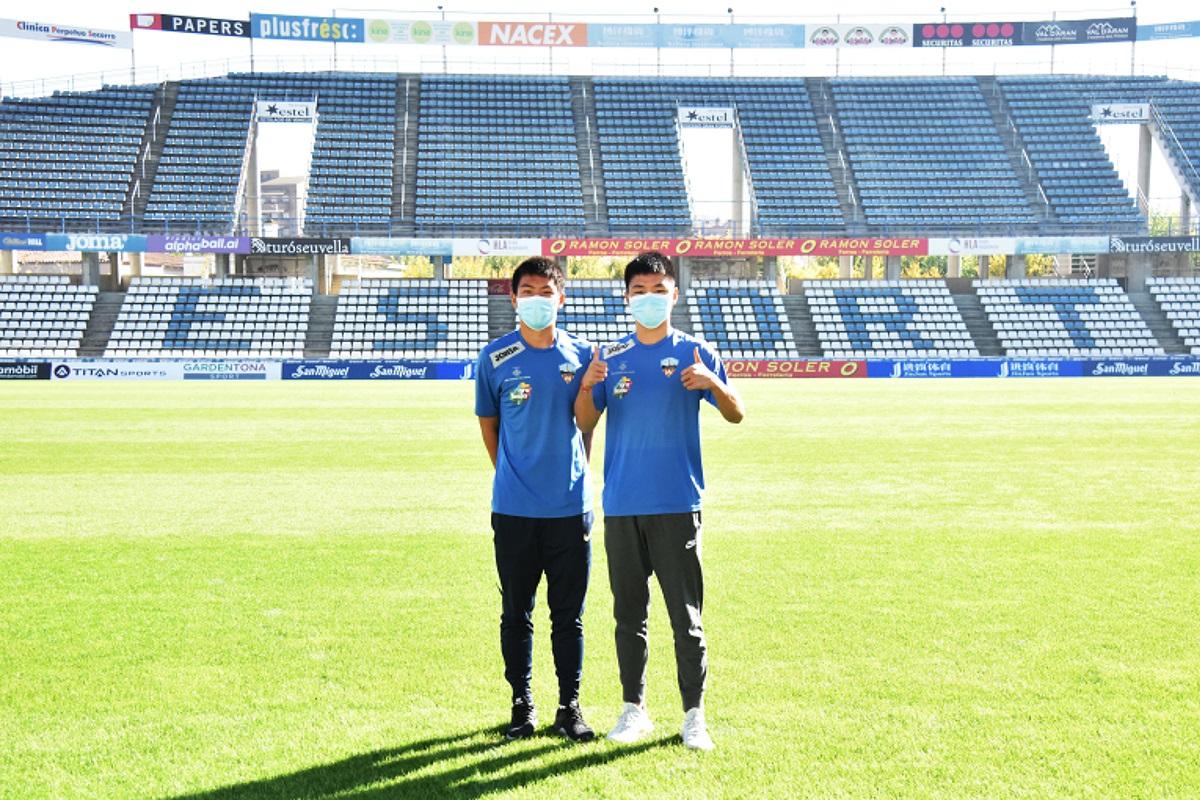 官方:恒大小球员卢其、吕世豪加盟西班牙列伊达体育