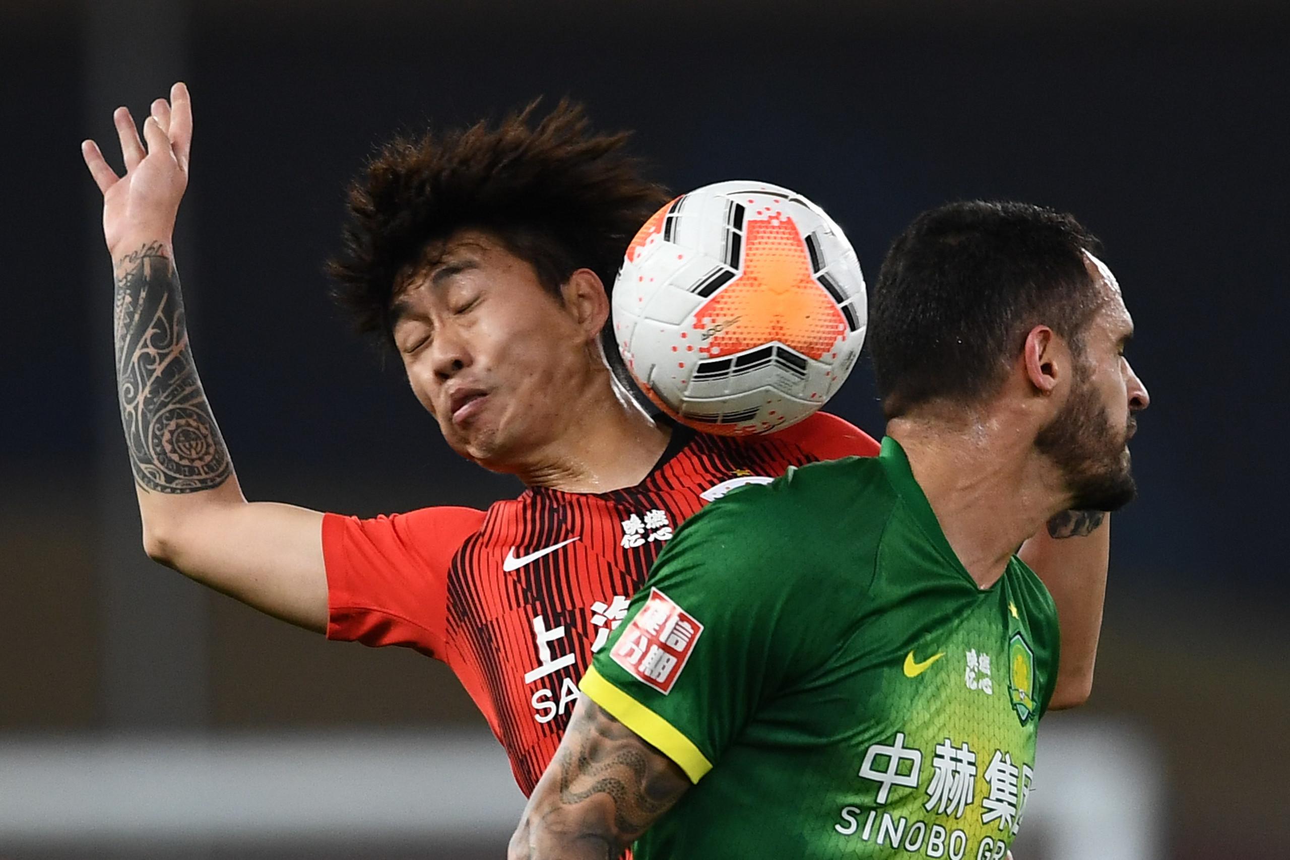 西北看:上港若夺亚冠且未夺足协杯,将挤失踪国安亚冠资格