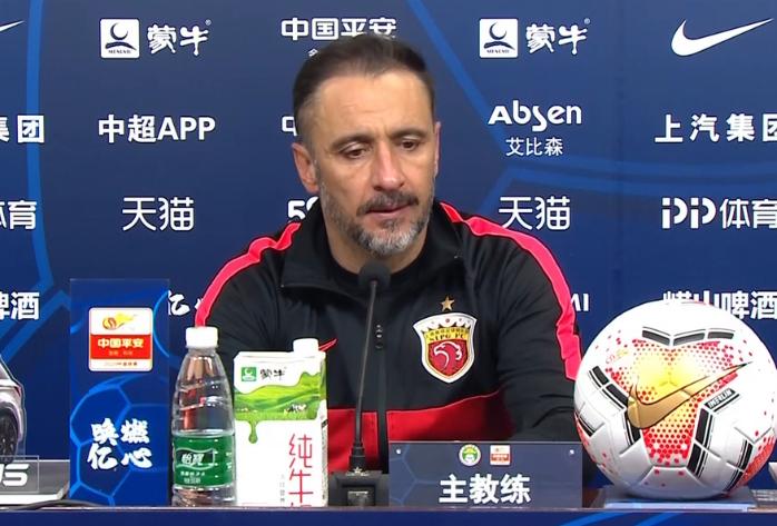 佩雷拉:比赛需要更好的裁判,我们表现更好结