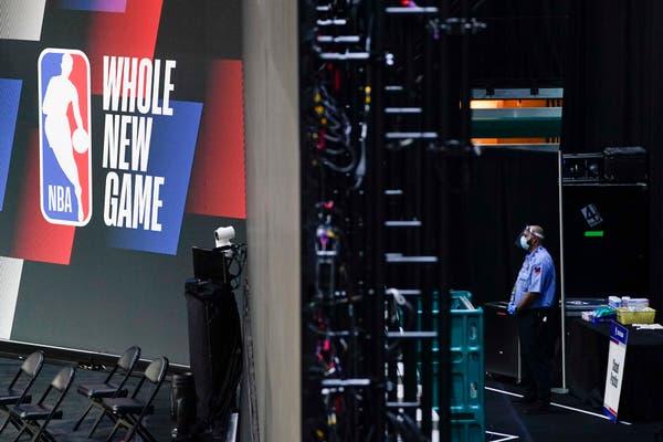 NBA向各队发布了有关接待球迷现场观赛的备忘录