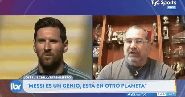 前巴拉圭门将:梅西是非凡的天才亚博直播间,来自另一个星球