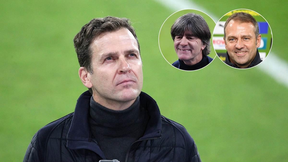 比埃尔霍夫:勒夫是可选择的最好教练,还没考虑弗里克