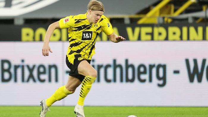 图片报:哈兰德回到德国后不用隔离,本轮联赛能出场