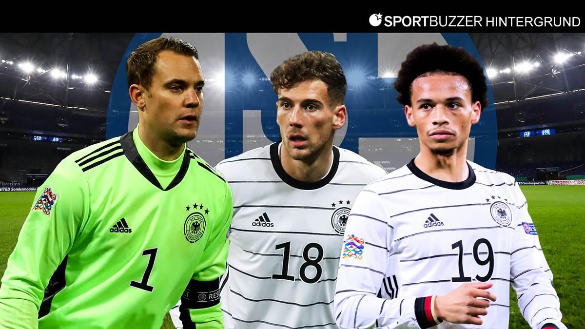 德国队有6名沙尔克青训!名宿:若都留下,沙尔克可争冠