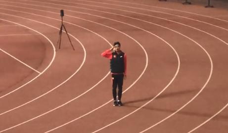 朴志洙:亚冠结束后回韩国入伍,敬军礼是想跟球迷告别